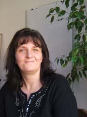 Simone Bouramtane Projektleiterin